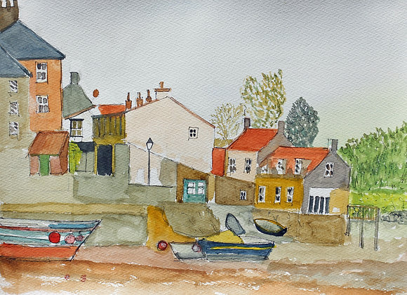 Staithes Beck , Yorkshire