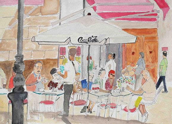 Malaga Cofee shop