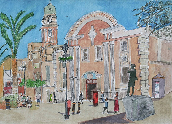 306 - Cathedral of St. Mary the Crowned, Gibraltar