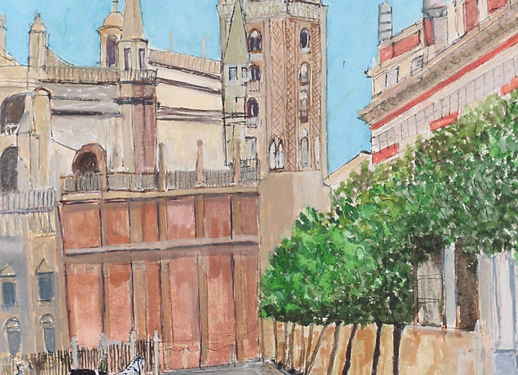 305 - Seville Cathedral