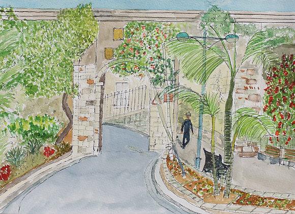 Referendum  Gates, Gibraltar (G-12)