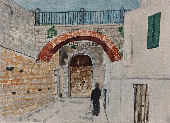 Prince Edward's Gate (G-13)