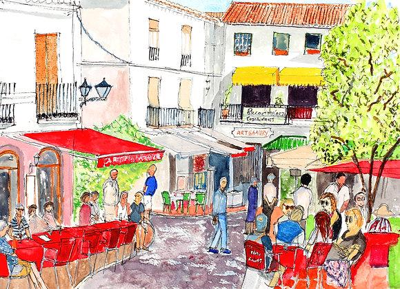 Orange Square, Marbella (M-06)