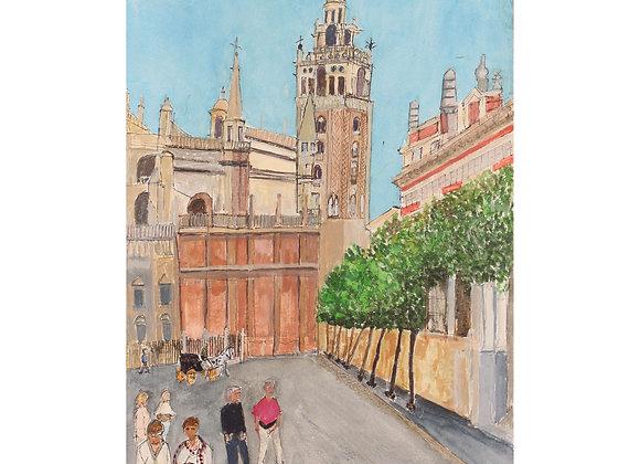 Seville Cathedral  (SE-4)