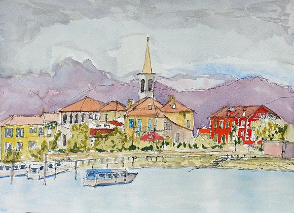 Fishermans Island, Stresa (N-1)