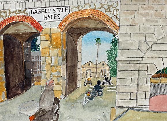 Ragged Staff Gates (G-23)
