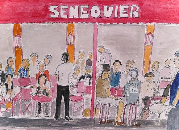 Senequier, St Tropez (Sth-3)