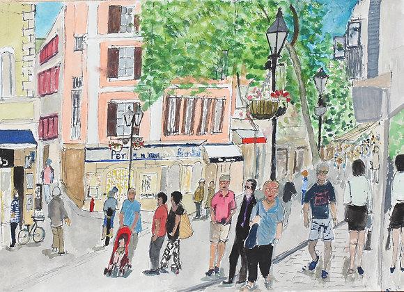 A walk down Main Street (G-22)