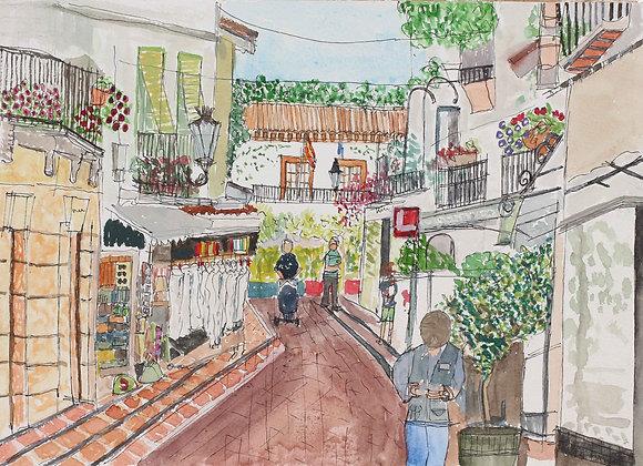 Near Orange Square, Marbella (M-07)