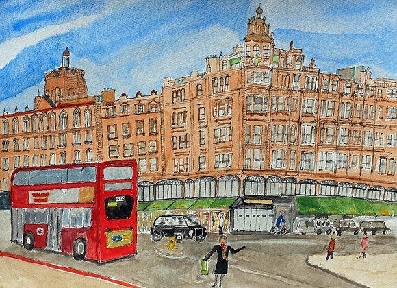 Harrods, Knightsbridge, London