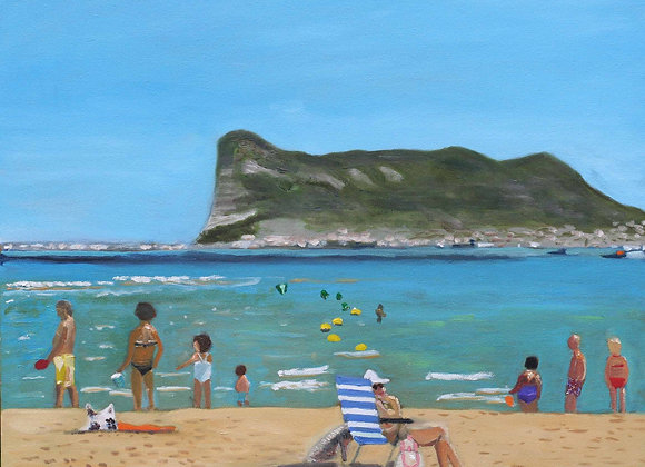 Palmones Beach 1