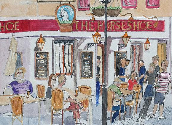 304 The Horseshoe Inn, Gibraltar
