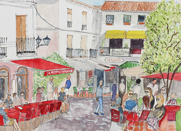 Orange Square, Marbella (M-06 )