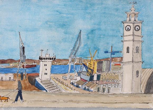 The Dockyard, Gibraltar (G-17)