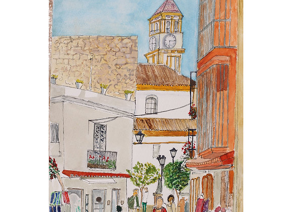 Old Town Marbella (M-03)