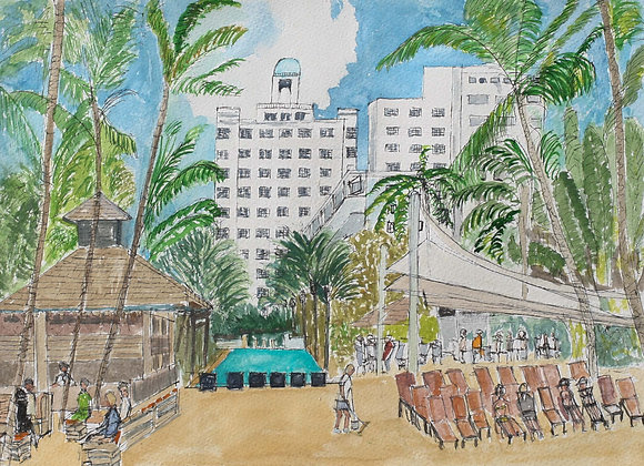 South Beach Hotels, Miami  (Fl-2)