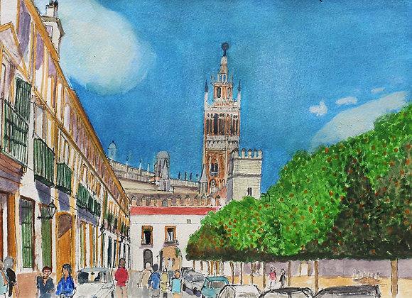 Seville (SE-3)