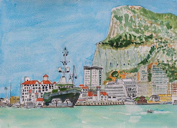 Marina Bay, Gibraltar (G-9)