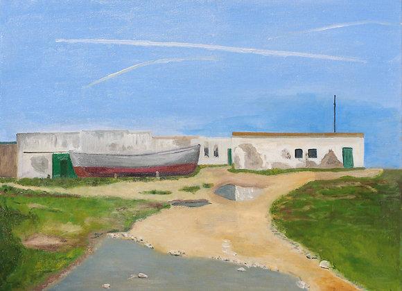 Boat Yard, Barbate