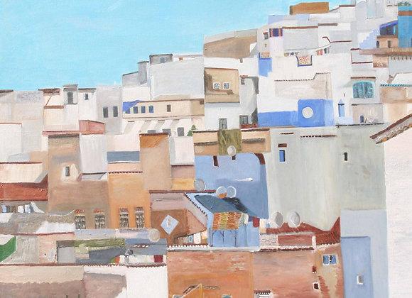 Chefchouen, Moroco