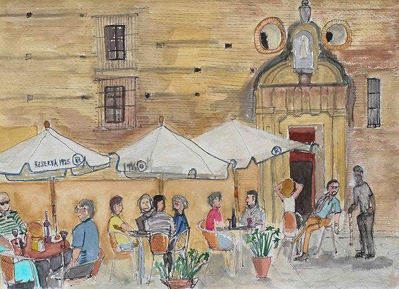 252 - Cafe, Arcos