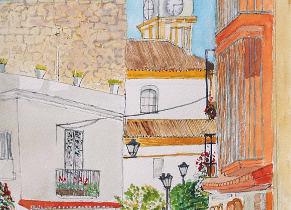 320 -  Old Town, Marbella