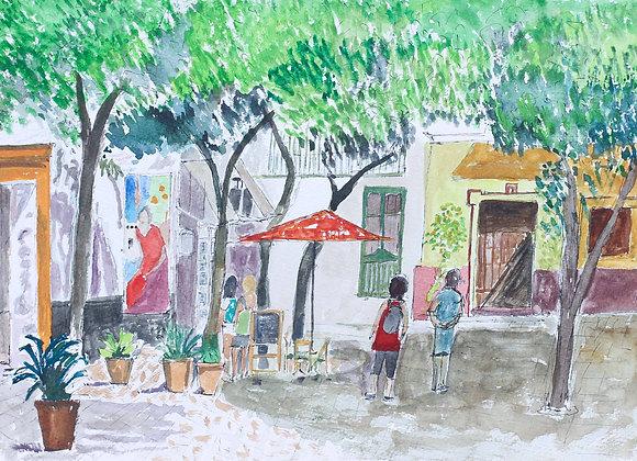 Seville Square (SE-5)