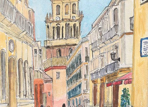 318 - Back Street, Malaga
