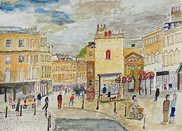 Old Bond Street, Bath (Ba-1)