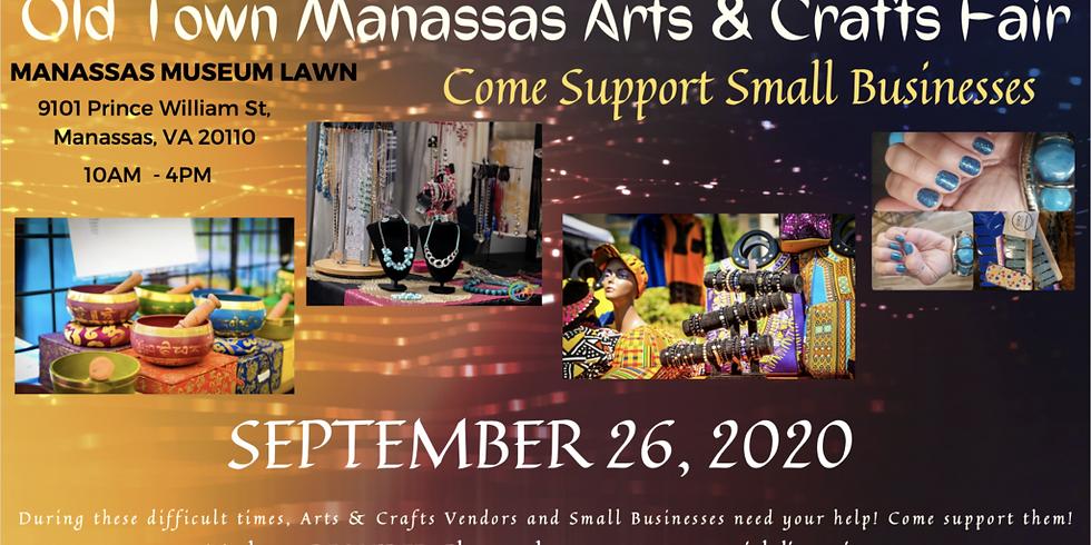 Old Town Manassas Arts & Crafts Fair