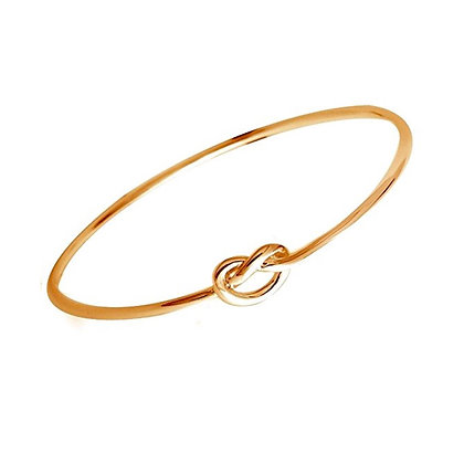 FORGET ME KNOT YELLOW BRACELET