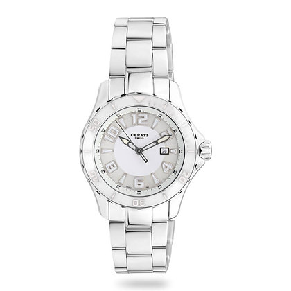 FIGUERAS POLO BLANC WATCH