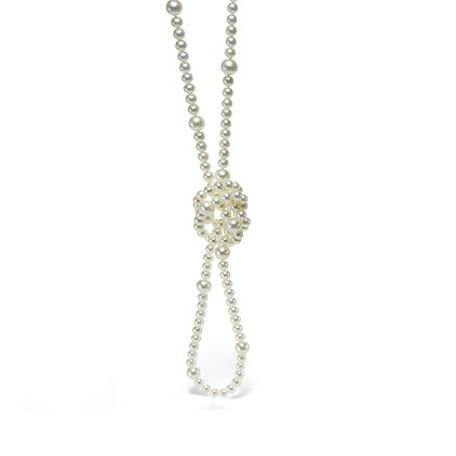 FORGET ME KNOT NECKLACE