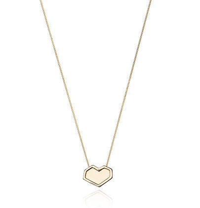 MODERN LOVE YELLOW NECKLACE