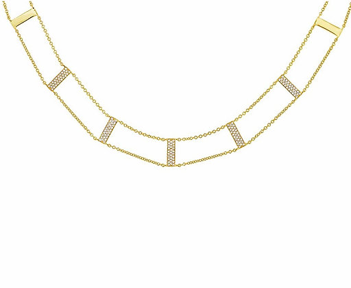 LADDER TO LOVE NECKLACE