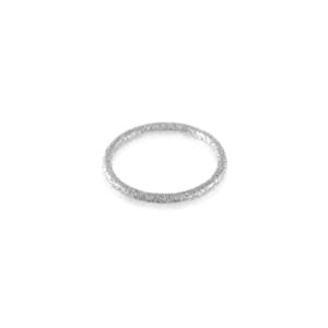STARDUST WHITE RING