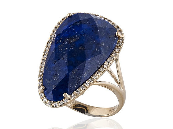 LAPIS OF LUXURY RING