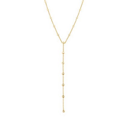 LEAD ME ON LARIAT NECKLACE