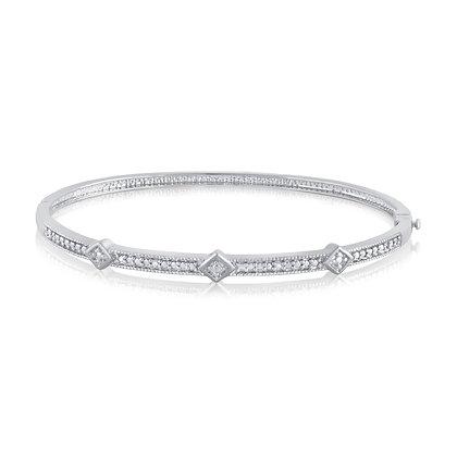 DIAMOND STACK BRACELET