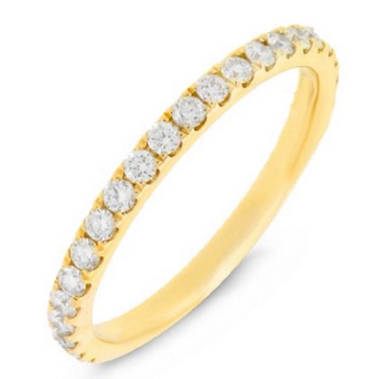 SIMPLY FINE YELLOW RING