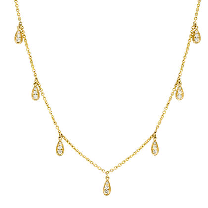 LIFE'S BEAUTIFUL YELLOW NECKLACE