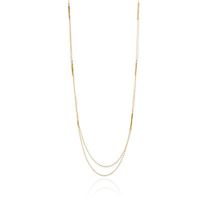 TRAIN STATION KISS NECKLACE