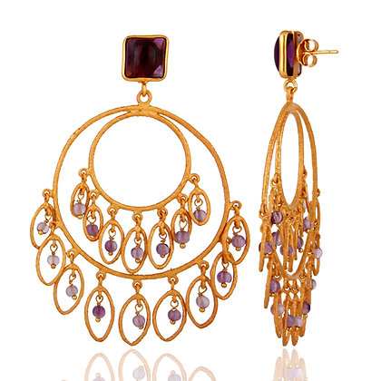 ANTOINETTE SLEPT OVER EARRINGS