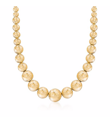 HAVE A BALL NECKLACE
