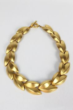GIVENCHY SIGNED 1970-79 NECKLACE