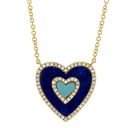 SUN-KISSED LOVE NECKLACE