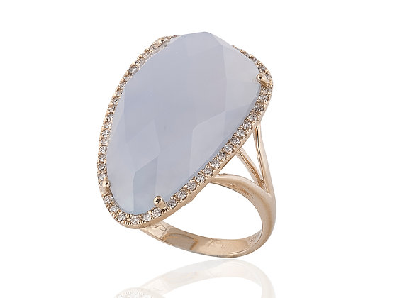 CHALCEDONY OF LUXURY