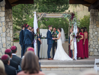 The Marvelous Wedding of Alisa and Seth