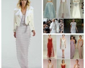 Dress Trends for Winter Weddings