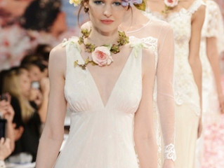 """Claire Pettibone's Advice to Brides:""""Be true to yourself"""""""